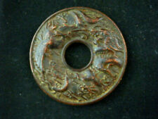 Wunderschöne s Amulett aus Bronze