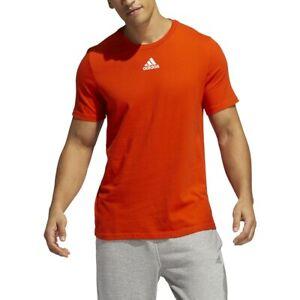 adidas Men's Amplifier Short Sleeve Tee T-Shirt All Sizes/Colors