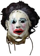 Leatherface Pretty Woman Mask Chainsaw Massacre Halloween Costume Accessory