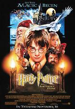 Filmposter mit Harry Potter