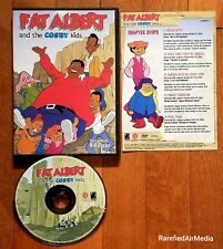 Fat Albert And The Cosby Kids (DVD, 2004) Cartoon *FREE SHIPPING*