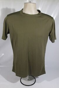 Genuine MTP Light Olive Green Coolmax T-Shirt Used Anti-Static Various Sizes