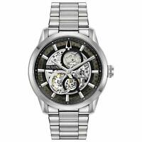Bulova 96A208 Sutton Men's Automatic Movement Stainless Steel 43mm Case Watch