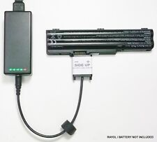 External Laptop Battery Charger for LG R310, LG RD310, A32-H13 A3222-H13 L0890L1