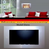 FIRE PLACE M. DIANA CAMINO BIO ETHANOL SILVER GEL CHEMINEE FIREPLACE CAMINO