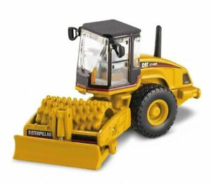 Caterpillar 1:87 Scale Diecast CP-563E Padfoot drum vibratory solid compactor 55