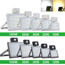 10W- 100W LED Flood Light Motion Sensor AU STOCK outdoor Gym Floodlight 240V