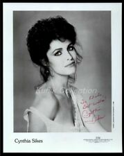 Cynthia Sikes - Signed Autograph Headshot Photo - St. Elsewhere - Actress