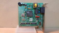 ZMD-89419-131 R6641 Rev 1.51 OLD MODEM CARD on ISA Slot from 386 Computer !
