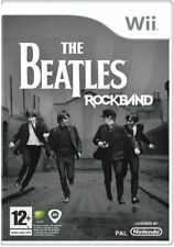 The Beatles Rock Band (Nintendo Wii)