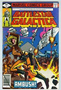 Battlestar Galactica #5 July 1979 VG/FN