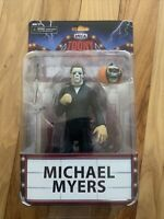 NECA Toony Terrors Halloween Michael Myers Action Figure Bloody Tears Variant