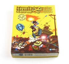 3 Skulls of the Toltecs - PC CD-ROM - Deutsch - Big Box / Eurobox - Adventure