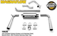 Ligne échappement 15620 Chevrolet Camaro 5.7L V8 de 1993 à 1997 Magnaflow