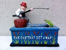 The One That Got Away - Mechanical Bank (works)