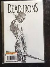 Dead Irons #1 Variant Comic Book,  Dynamite Entertainment, NM, Vol. 1