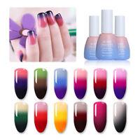 BORN PRETTY 10ml Wärme 3 Farben Temperatur Farbe Ändern Soak Off UV Gellack DIY