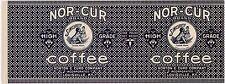 Tin Can Label Vintage Coffee Original C1920 Louisville Kentucky St Bernard Dog 4