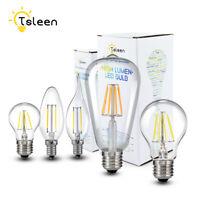Dimmable Filament Light Vintage Retro Industrial Edison Bulbs E27 110V/220V C1C