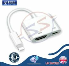 Lightning to HDMI Digital TV AV Adapter Cable For Apple iPhone iPad 5,6,7,8,X,XS