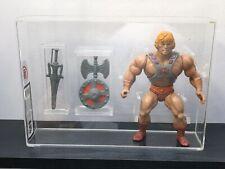 He-man Figura UKG 80% graduales Amos Del Universo Vintage De Amos del universo Heman Taiwán.