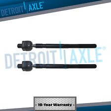 Pair (2) New Front Inner Tie Rod Ends for Nissan Murano  2005 2006 2007 - FWD