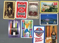 Playing Swap Cards 20  VINT & SEMI  VINT  WORLD  MIXED  DRINK  ADVTS  BULK20