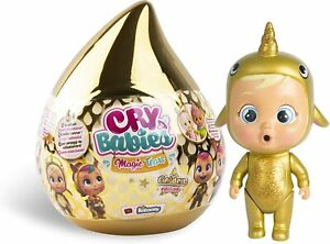 Cry Babies Magic Tears Rare Golden Edition official product