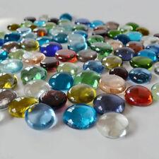 Colorful Granulés de verre-aquarium Art Rainbow diamètre 2 ~ 6 mm 100 g