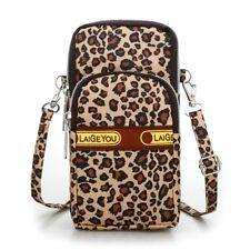 Women Crossbody Shoulder Bag Mobile Phone Pouch Case Belt Handbag Purse Wallet