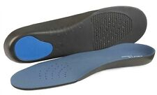 Orthotic insoles with poron metatarsal pad