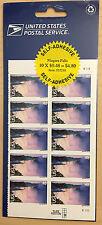 US Postal Service Stamps Niagra Falls 10 Stamps  Free U.S. Shipping