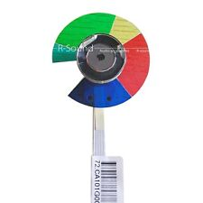 1PC Projector Color Wheel For Optoma EX610S VE23X Projector Repair Aluminum Core