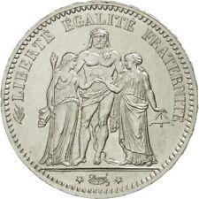 [#507739] France, Hercule, 5 Francs, 1877, Paris, SPL+, Argent, KM:820.1