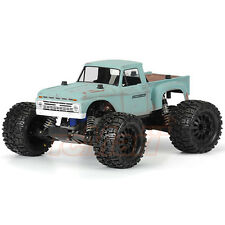 PRO-LINE 1966 Ford F-100 Clear Truck Body Stampede 4x4 RC Cars #3412-00