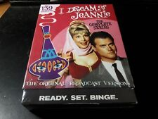 I Dream of Jeannie , COMPLETE SERIES, DVD BOX SET,FREE SHIPPING, NEW.
