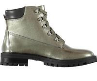 Gattinoni Zapatos Botas Mujer Botines PINRU0405WLC112 Metallic Botas