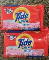 2x Tide Laundry Bar Soap with Downy Fantasy