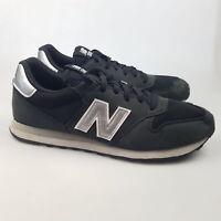 Men's NEW BALANCE '500' Sz 10.5 US Shoes Grey Black VGCon | 3+ Extra 10% Off