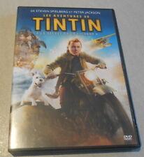 - DVD - TINTIN  LE SECRET DE LA LICORNE  de STEVEN SPIELBERG