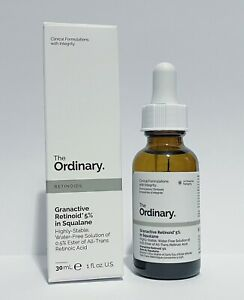 The Ordinary Granactive Retinoid 5% In Squalane 30ml New In Box
