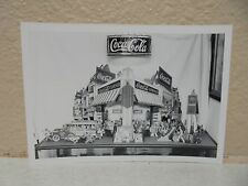 Vintage COCA-COLA PHOTO from COLA CALL Newsletter Of Corner Store