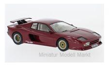 #45922 - Neo Ferrari Koenig Testarossa - metallic-rot - 1:43