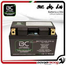 BC Battery moto lithium batterie pour Kawasaki ZZR 1100G KAT 1998>2001
