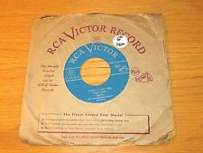 "POP 45 RPM - LISA KIRK - RCA 47-4032 - ""EXACTLY LIKE YOU / YOU'RE A SWEETHEART"""