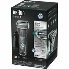 Braun 7865cc Series 7 Cordless Rechargeable Men's Electric Shaver - Grey