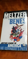 JUSTICE LEAGUE OF AMERICA: THE TORNADO'S PATH VOL 1~ DC HARD COVER~ NEW SEALED