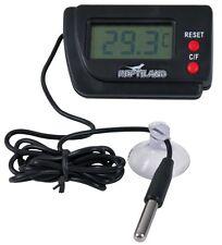 TRIXIE RETTILI Fish Tank Termometro digitale con sensore remoto a distanza venditore di UK 76112