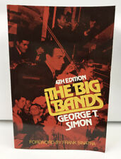 The Big Bands George T Simon Paperback Jazz Swing Blues Music History paperback