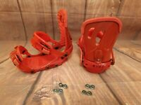 snowboard bindings Ride vxm size M #London 836